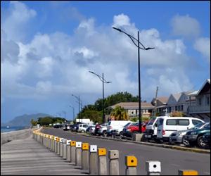 Charlestown, Nevis Waterfront