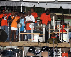 Charlestown Primary School - Iron Band