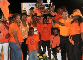 Nevis Sports Minister Praises Charlestown Primary