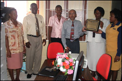 Charlestown Secondaey School - Nevis