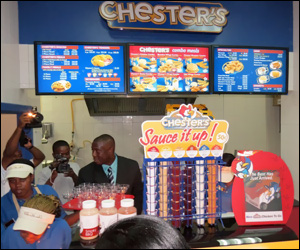 Chester's Chicken - Located In Buckley's