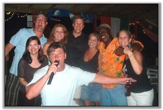 Chevy's Calypso Beach Bar