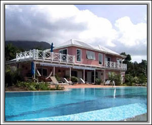 Nevis Villa Rentals - Chez Wilson