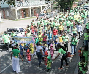 Child Month Parade 2014