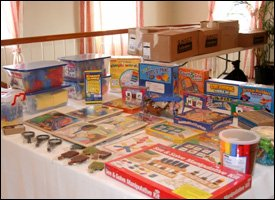Early Childhood Learning Materials
