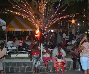 Christmas Season 2015 Begins On Nevis
