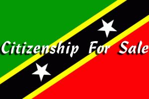 Citizenship For Sale