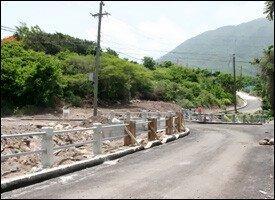New Bridge On Cole Hill Road