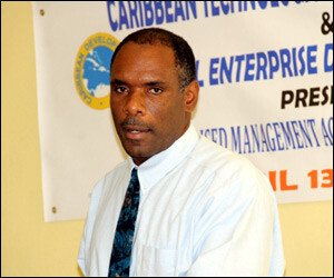 Colin Dore - Nevis Ministry of Finance