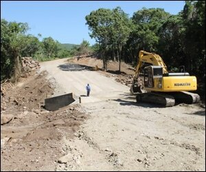 New Bridge On Nevis To Open Soon