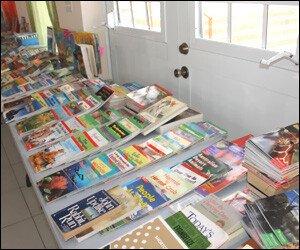 Books Donated by Combermere School Alumni