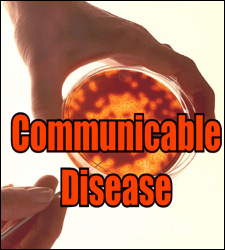 Communicable Disease Conference Scheduled