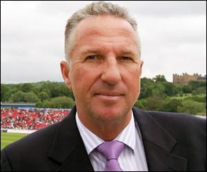Cricket Legend - Sir Ian Botham