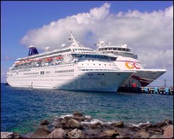 Six Cruise Ships Scheduled To Call On St. Kitts