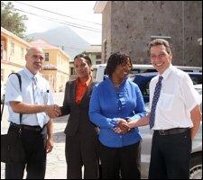 Cuban Surgeons Arrive In Nevis