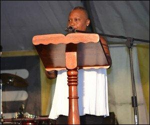 Culturama 41 Chairperson - Deborah Tyrell