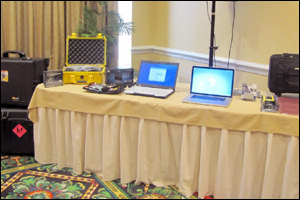 Anti Cyber Crime Equipment