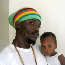 Ghetto Roots Player - Dale Rochester and Son