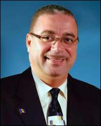 David Thompson - Former Barbados Prime Minister