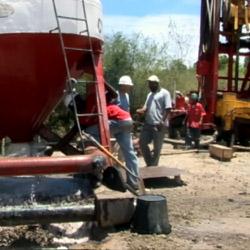 Business Ghaut, Nevis - Water Drilling Site