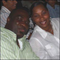 Mr. and Mrs. Deon Daniel