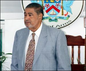 Deputy Governor General - Eustace John