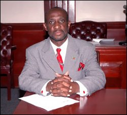 St. Kitts – Nevis' Security Minister Condor To Attend RSS Meeting