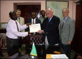 Dixon-Byrd Medical University St. Kitts