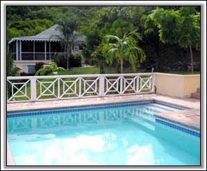Nevis Villa Rental - Dolphin House