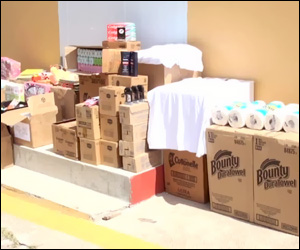Donations For Nevis Inmates