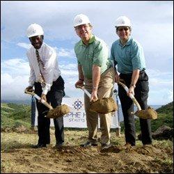 PM Douglas, Tom Fazio, Buddy Darby