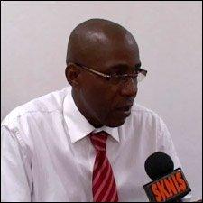Energy Minister - Dr. Asim Martin