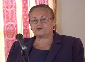 Dr. Bronte Gonsalves - Nevis Education Ministry