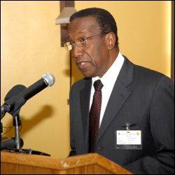 Dr. Edward Carrington