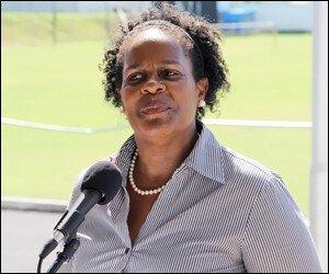 Dr. Judy Nisbett - Nevis Medical Officer