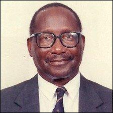 Dr. Nicholas Liverpool - Dominica President