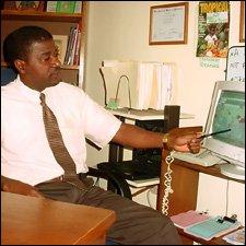 Chief Medical Officer, Dr. Patrick Martin