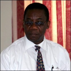 Nevis Educator - Dr. Patrick Welcome