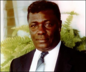 Nevis' First Premier - Dr. Simeon Daniel