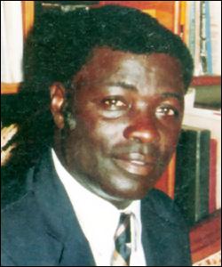 The late Dr. Simeon Daniel