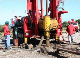 Drilling For Water In 2009