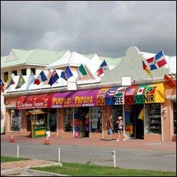 Duty Free Shops In Port Zante - St. Kitts