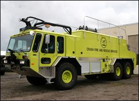 E1 Titan 6x6 Fire Tender