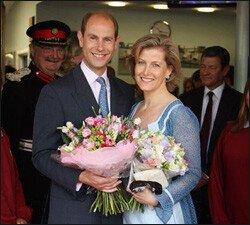 British Royal Visit Underway In St. Kitts – Nevis