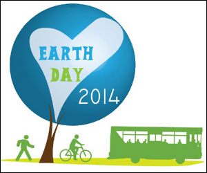 Nevis Island Observes Earth Day 2014