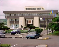 ECCB Headquarters - St. Kitts - Nevis
