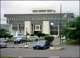 Eastern Caribbean Central Bank - St. Kitts - Nevis