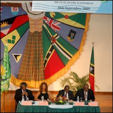 Economic Union Consultation 2009 Launch