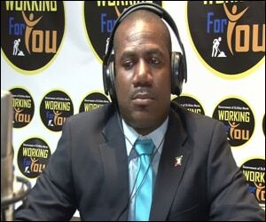 Education Minister - Shawn Richards