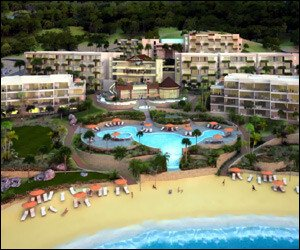 Embassy Suites - St. Kitts - Artist's Rendition